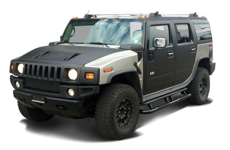 2 Stoßdämpfer hinten Hummer H2 2003-2010 Monroe Reflex USA