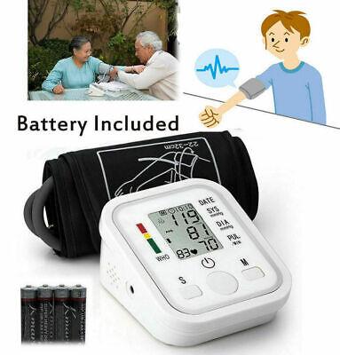 Arm Style Misuratore Elettronico Di Pressione Da Braccio Aritmia Cardiaco 4