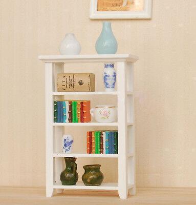 1/12 Dolls House Miniature Bedroom Kitchen Living Room Furniture Set Bed Cabinet 11