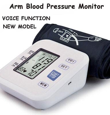 Tensiómetro Digital Medidor Monitor de Presión Arterial Muñeca Brazo Deteccion 4