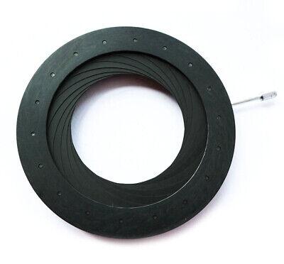 4-60MM Mechanical Iris Aperture Diaphragm Condenser Camera Module Parts 3