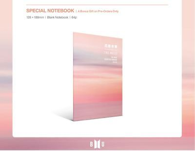 [BTS] - 花樣年華 THE NOTES SET(K/E/J)+Pre-Order Special Notes(Full Set Only)Official 5