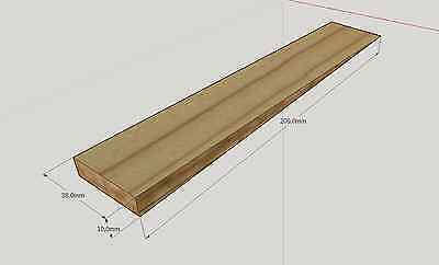 Wooden Wedges Shims leveling door frame fixing windows packers spacers set of 88