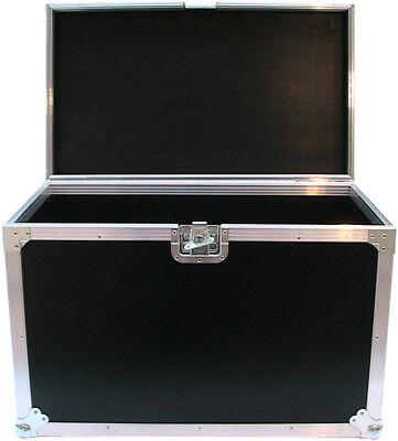 box flight case Fly Case Flycase Professionale Cassa da trasporto 80x40x43 cm
