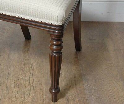 10 English William IV Dining Chairs Regency Chair 9