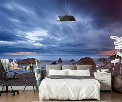 Solemn Concise Sky 3D Full Wall Mural Photo Wallpaper Printing Home Kids Decor