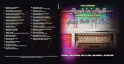 Rock n Roll 10 CDs 250 Hits The Ultimate Jukebox Collection Of 50s 60s Music New 8