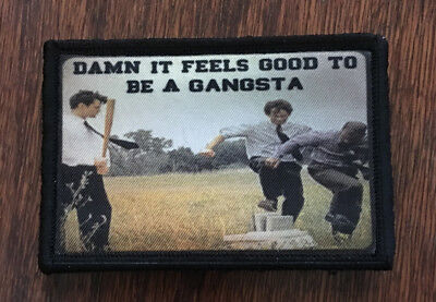 Zero Fox To Give Morale Patch Tactical Military Hook Flag Army 0 F's EFF's F**k