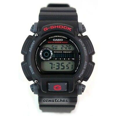 Casio G-Shock Digital Mens Watch Dw9052-1V Black/red 2Y Warranty Dw-9052-1Vdr 5