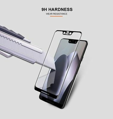 3D Full Coverage Tempered Glass Screen Protector For Google Pixel 2 3 XL 2XL 3XL 4