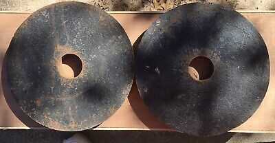 """2 20 Lbs Fast Shipping! 10 Lb Weider Olympic 2/"""" Weight Plates Set of Two"""