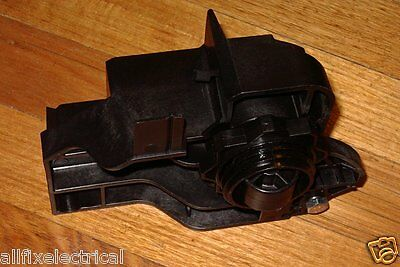 Westinghouse, Kelvinator Fridge RH Front Bracket w Adjustable Roller # 1458179 5
