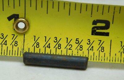 "(100 PACK) 5/32"" Dia x 3/4"" Length Plain Slotted Roll Spring Pin FREE SHIP! NH 2"