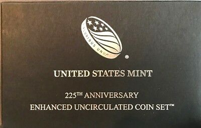 2017 S 225th Anniversary Enhanced Uncirculated Lincoln Cent