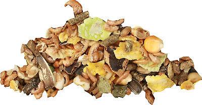 Hamsterfutter mit tierischem Eiweiß, Alleinfutter für Hamster, Natur pur 1kg
