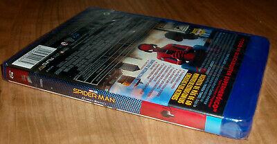 Spider-Man Homecoming Blu-Ray+Br. Extras Nuevo Precintado Accion (Sin Abrir) R2 3