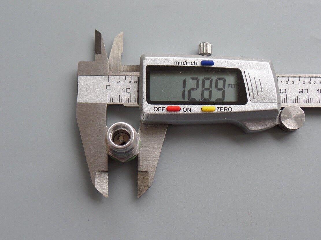 R134a Air Conditionné Ports HD ND grand ventilkern BMW MERCEDES MINI ROVER