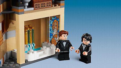 LEGO Harry Potter 75948 Hogwarts™ Uhrenturm Ron Weasley™ Hermine VORVERKAUF 10