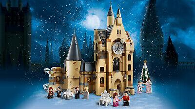 LEGO Harry Potter 75948 Hogwarts™ Uhrenturm Ron Weasley™ Hermine VORVERKAUF 6