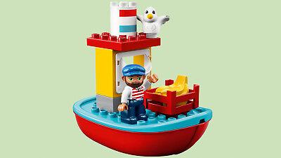 LEGO Duplo 10875 Güterzug Cargo Train Le train de marchandises N9/18 6
