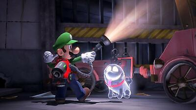 Luigi's Mansion 3 - Nintendo Switch NEW 2