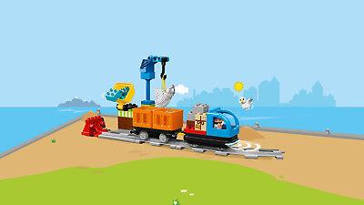 LEGO Duplo 10875 Güterzug Cargo Train Le train de marchandises N9/18 4