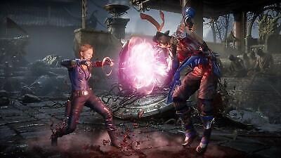 Mortal Kombat 11 PS4 PlayStation 4 IN STOCK NOW Brand New & Sealed UK PAL 4