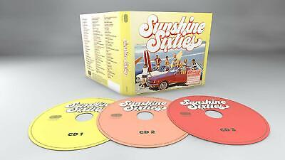 60 Greatest Hits of the SIXTIES * New 3-CD Boxset * All Original 60's Hits * NEW 2