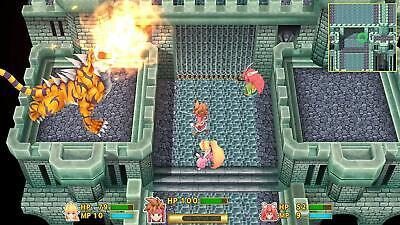 Secret of Mana für Playstation 4 PS4   NEUWARE   DEUTSCHE VERSION! 4