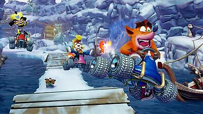 CTR Crash Team Racing Nitro Fueled inkl Bonus-DLC (PS4) (NEU OVP) (Blitzversand) 3