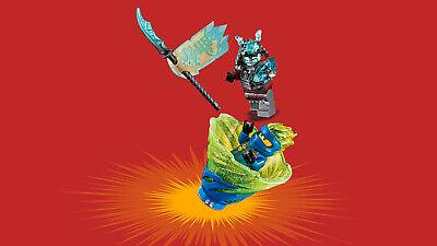LEGO® NINJAGO 70673 ShuriCopter Ninja-Actionfiguren Tornado-Spinners 7