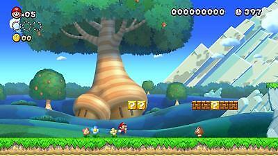 New Super Mario Bros. U Deluxe - Nintendo Switch Brand New