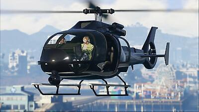 New Grand Theft Auto V 5 Premium Edition (PS4) Sony GTA 5 Rockstar UK PAL Game 10