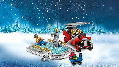 LEGO Creator Expert 10263 Winterliche Feuerwache Winter Village Fire Station NEU 6