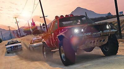 New Grand Theft Auto V 5 Premium Edition (PS4) Sony GTA 5 Rockstar UK PAL Game 2