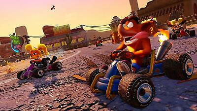 CTR Crash Team Racing Nitro Fueled inkl Bonus-DLC (PS4) (NEU OVP) (Blitzversand) 5