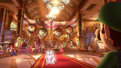 Luigi's Mansion 3 - Nintendo Switch NEW 3