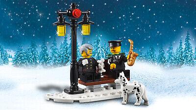 LEGO Creator Expert 10263 Winterliche Feuerwache Winter Village Fire Station NEU 7
