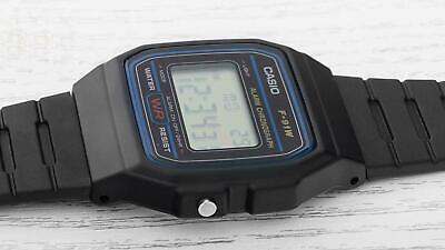 Reloj de pulsera digital Casio F91w retro  UNISEX alarma (Original) Multifuncion 4
