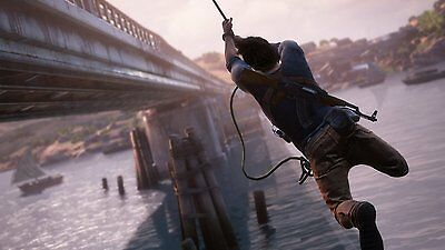 Uncharted 4: A Thief's End (PS4 PlayStation 4) (NEU & OVP) (Blitzversand) 3