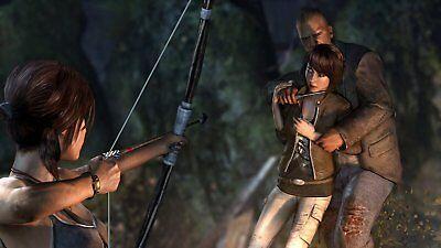 Tomb Raider: Definitive Edition - PS4 Playstation 4 Spiel - NEU OVP 6