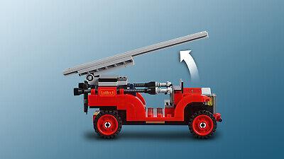 LEGO Creator Expert 10263 Winterliche Feuerwache Winter Village Fire Station NEU 8