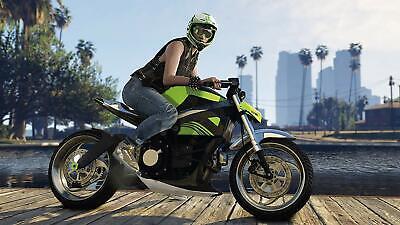 New Grand Theft Auto V 5 Premium Edition (PS4) Sony GTA 5 Rockstar UK PAL Game 5