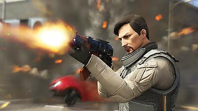 New Grand Theft Auto V 5 Premium Edition (PS4) Sony GTA 5 Rockstar UK PAL Game 7