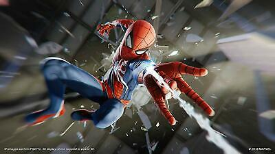 Marvel's Spider-Man Game Of The Year Edition Ps4) New | Sealed 4