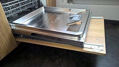 Adapter Scharnier BEHJÄLPLIG für vollintegrierte Spülmaschine in IKEA Küche 2