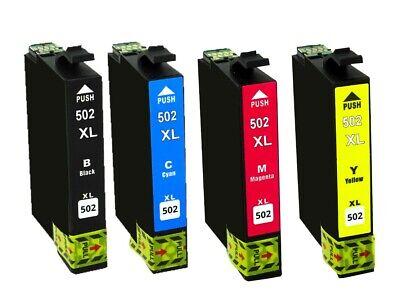 4x XL PATRONEN für Epson Expression Home XP5100 XP5105 WF 2860 DWF WF 2865 DWF 7