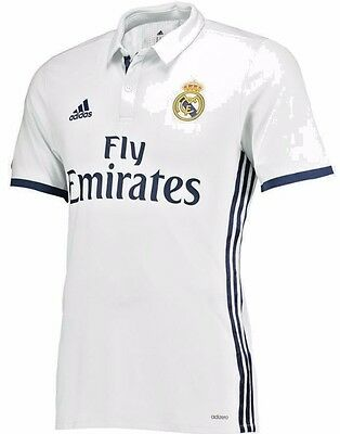 e2ef97ab6 1 of 5Only 1 available Adidas Cristiano Ronaldo Real Madrid Authentic  Adizero Home Match Jersey 2016 17