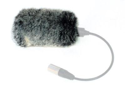 Gutmann Fur Microphone Windshield Windscreen for Sony ECM-XM1