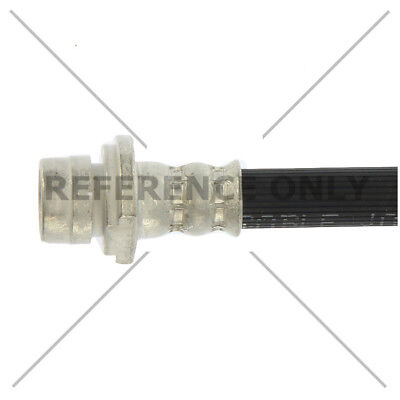 Brake Hydraulic Hose Front Left Centric 150.61028